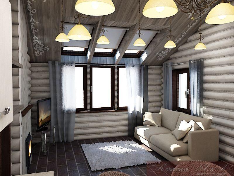 Гостевой дом интерьер фото
